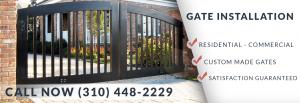 Gate Installation Los Angeles